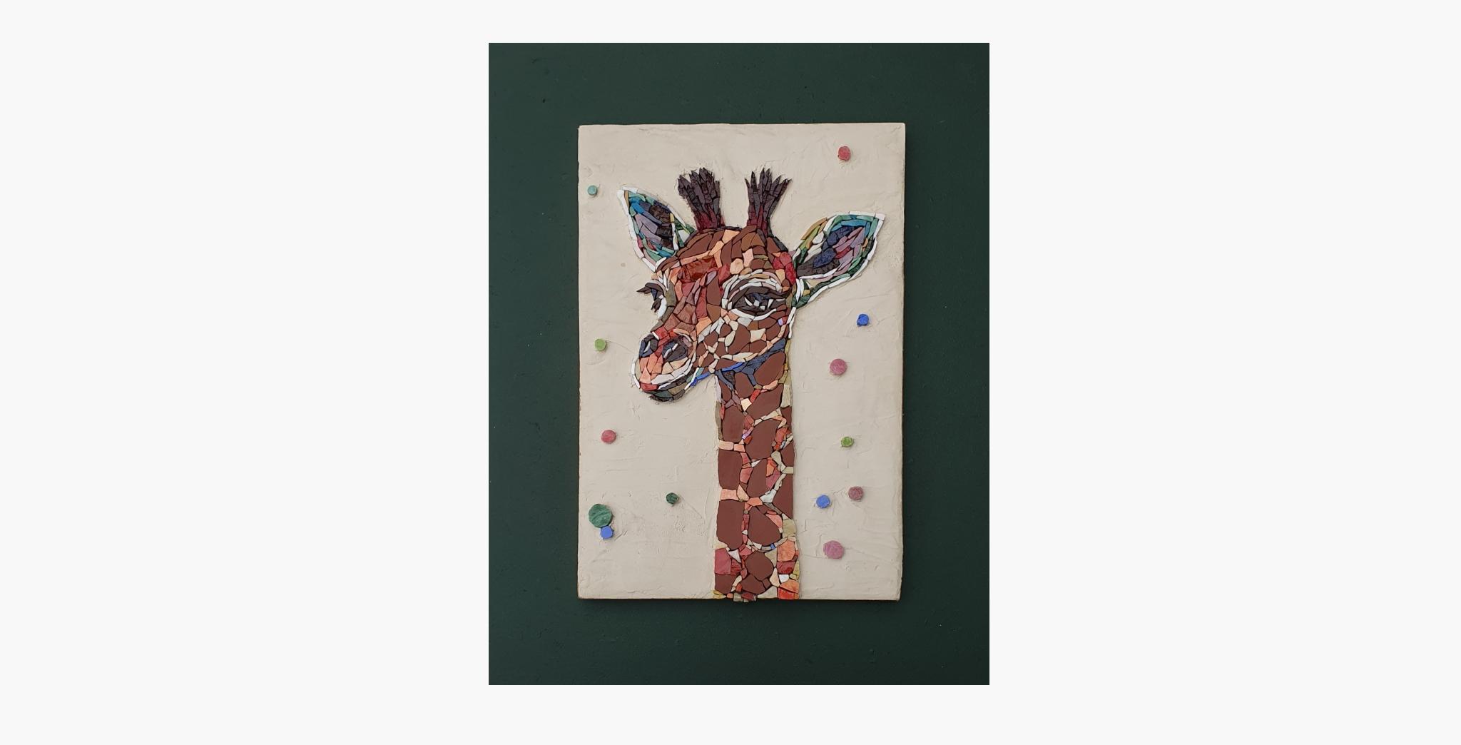 Giraf Jua Langu