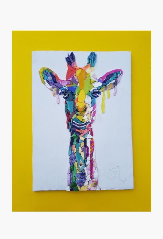 Giraf Zaro